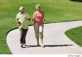 To Age Well, Walk
