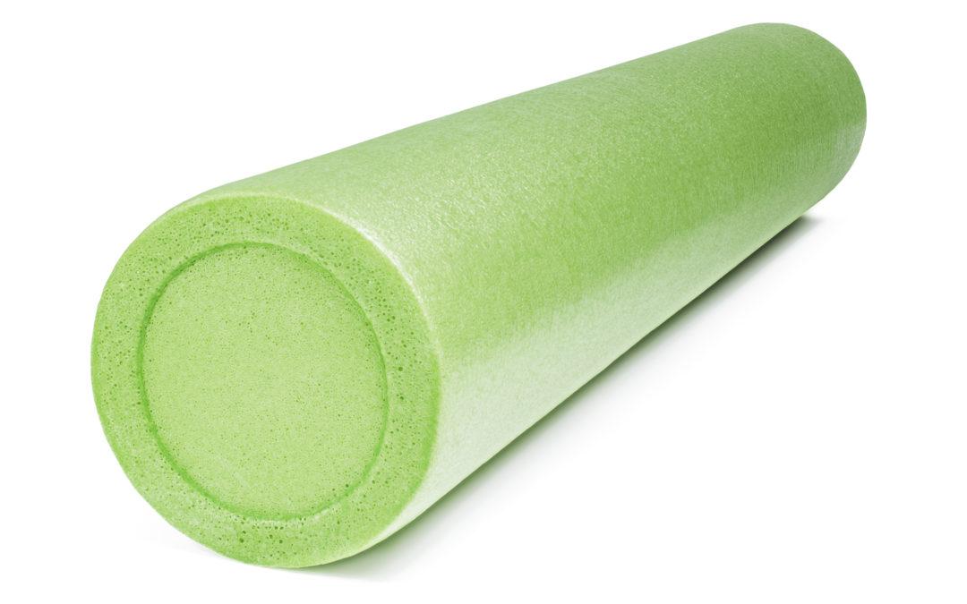 Is Foam Rolling a Good Thing?