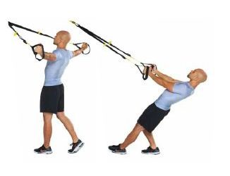 """TRX """"Y"""" and """"T"""" Can Help Improve Your Posture"""